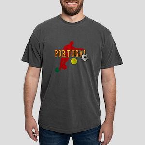 Portugal Soccer Player Mens Comfort Colors® Shirt