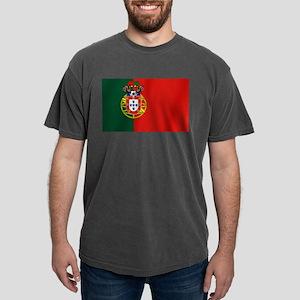 Portugal Football Flag Mens Comfort Colors® Shirt