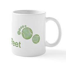Tennis - Fast Feet Mug