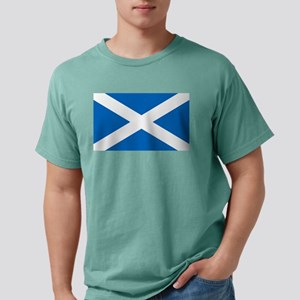 Scottish Flag Mens Comfort Colors Shirt