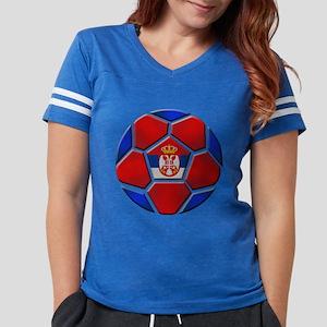 Serbia Soccer Football Womens Football Shirt