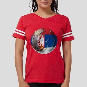 Serbian Football Womens Football Shirt