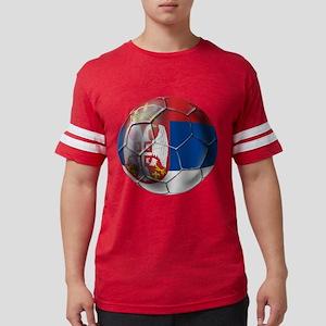 Serbian Football Mens Football Shirt