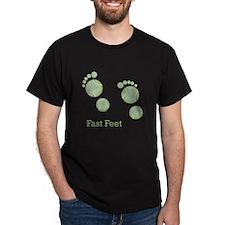 Tennis - Fast Feet Dark T-Shirt