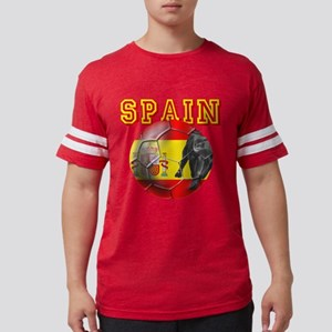 Spanish Football Mens Football Shirt