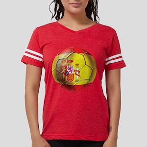 Spanish Futbol Womens Football Shirt