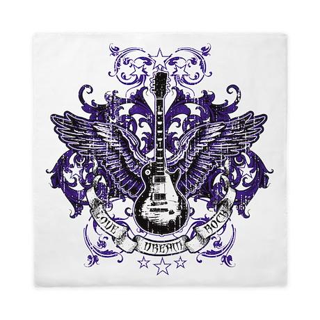 05 Love Dream Rock Queen Duvet