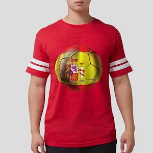 Spanish Futbol Mens Football Shirt