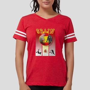 Spanish Football Soccer Womens Football Shirt