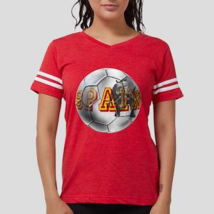 Spanish Soccer Ball Womens Football Shirt