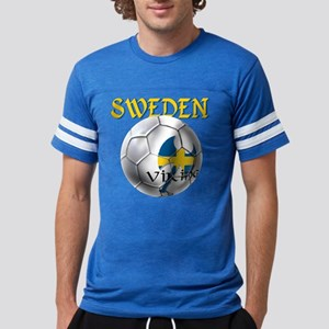 Sweden Football Mens Football Shirt