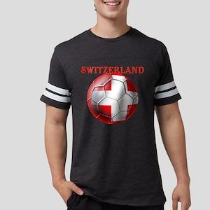 Switzerland Soccer Mens Football Shirt