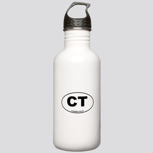 Connecticut State Stainless Water Bottle 1.0L