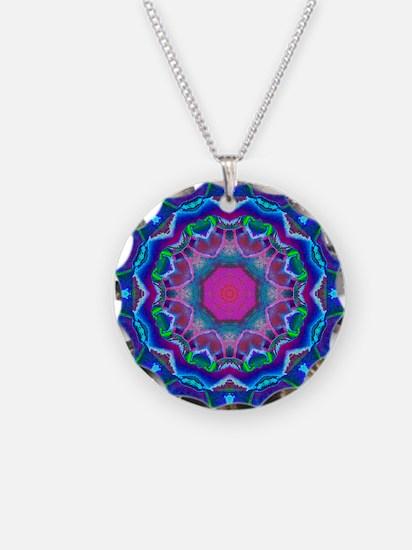 Cyberdelic Kaleidoscope Necklace