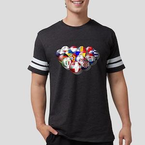 Europe Soccer Mens Football Shirt