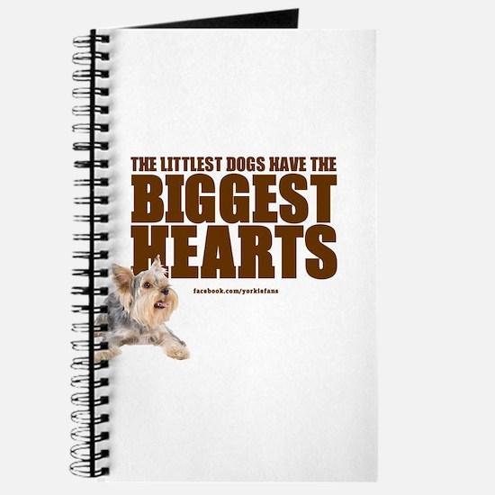 Yorkie Hearts Journal