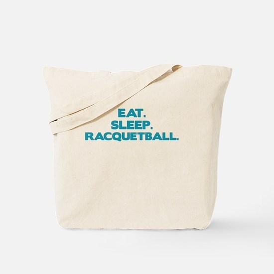 RACQUETBALL. Tote Bag