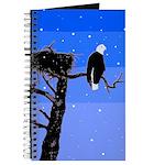 Winter Bald Eagle Journal