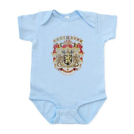Belgium Coat Of Arms Infant Bodysuit