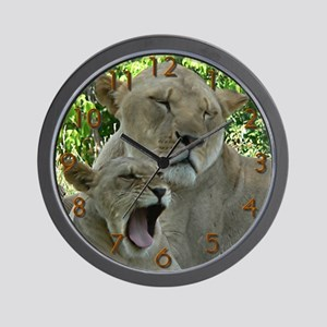 """Little Roar"" Wall Clock"