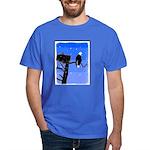 Winter Bald Eagle Dark T-Shirt
