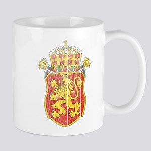Bulgaria Lesser Coat Of Arms Mug