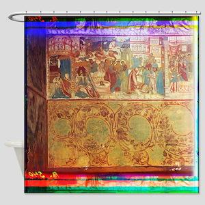 Fresco Shower Curtain
