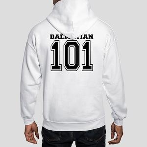 Dalmatian SPORT Hooded Sweatshirt