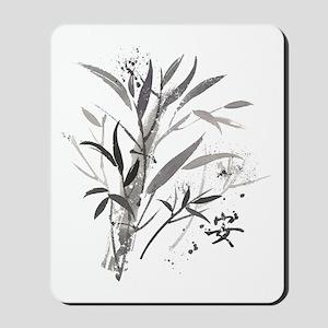 Bamboo Garden Mousepad