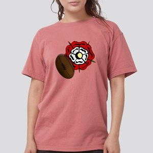 England Rose Rugby Womens Comfort Colors Shirt