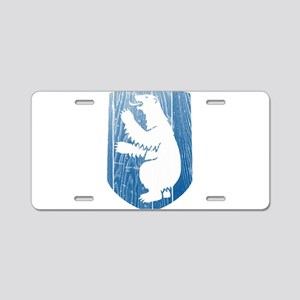 Greenland Coat Of Arms Aluminum License Plate