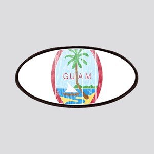 Guam Coat Of Arms Patches