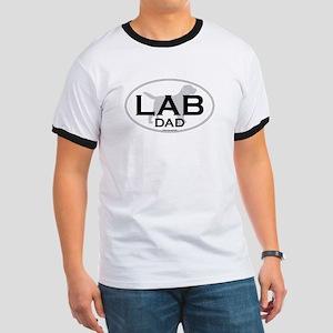 Labrador Retriever DAD Ringer T