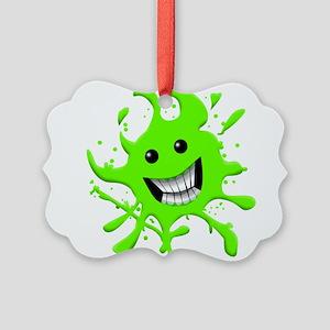 Slime Picture Ornament