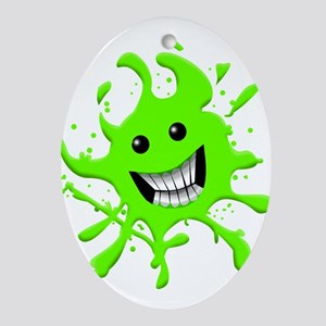 Slime Ornament (Oval)