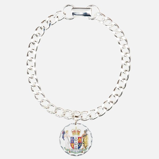 Niue Coat Of Arms Bracelet