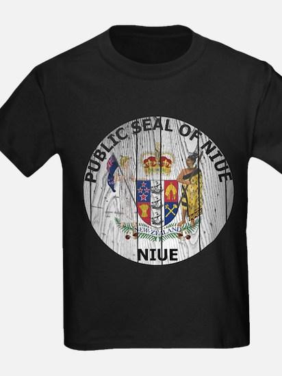 Niue Coat Of Arms T