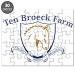 TEN BROECK LOGO_hi r#104C2E.JPG Puzzle