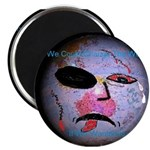 """change the world 2.25"""" Magnet (10 pack)"""