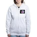 change the world Women's Zip Hoodie