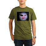 change the world Organic Men's T-Shirt (dark)