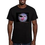 change the world Men's Fitted T-Shirt (dark)