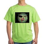 change the world Green T-Shirt