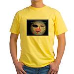 change the world Yellow T-Shirt