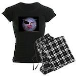 change the world Women's Dark Pajamas