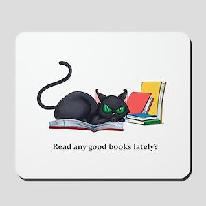 Read any good books lately? Mousepad