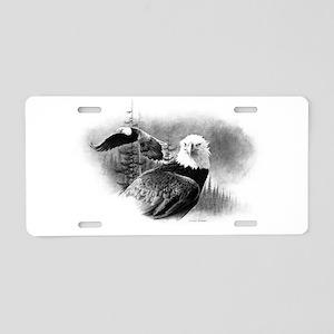 Eagles Aluminum License Plate