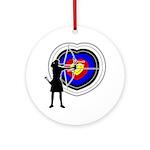Archery5 Ornament (Round)