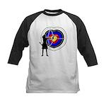 Archery5 Kids Baseball Jersey