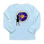 Archery5 Long Sleeve Infant T-Shirt